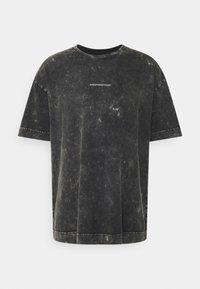 Good For Nothing - OVERSIZED GREY ACID  - T-shirt con stampa - grey - 0