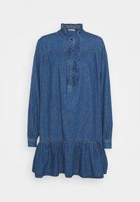 RAINEBIS - Denimové šaty - jean