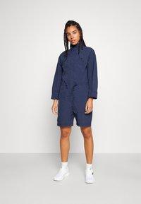Sweaty Betty - INTERSTELLAR - Overall / Jumpsuit /Buksedragter - navy blue - 2