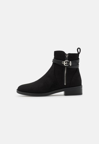 ONLTHIA LIFE ZIPBOOT  - Classic ankle boots - black