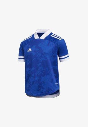 CONDIVO 20 PRIMEGREEN JERSEY - Print T-shirt - blue