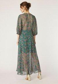 NAF NAF - Maxi dress - green - 1