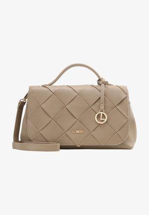 HERRA - Handbag - taupe