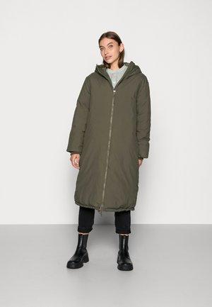 KEZIAH - Winter coat - warm olive