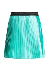 WE Fashion - Pleated skirt - turquoise - 1