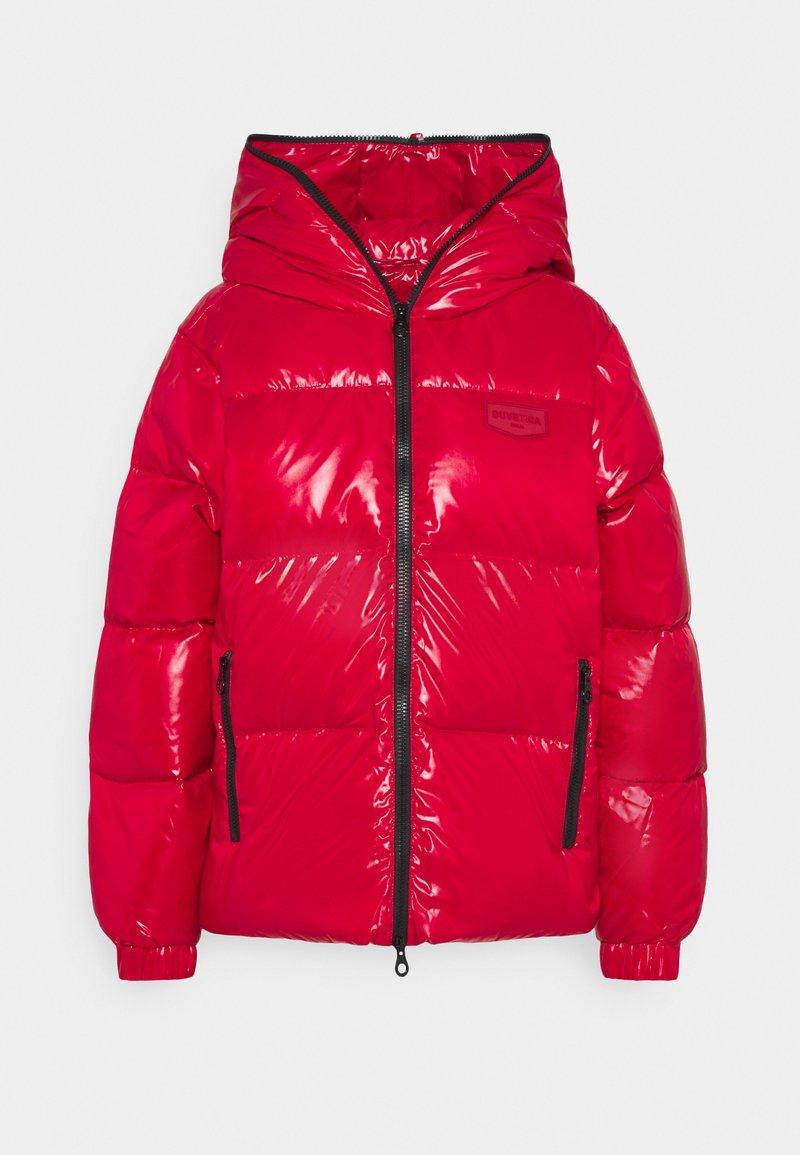 Duvetica - BELLATRIXTRE - Down jacket - rosso giullare