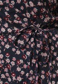 Vero Moda Curve - VMKAY WRAP DRESS  - Day dress - navy blazer - 4