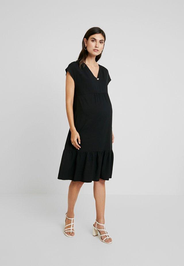 LELEZ - Sukienka letnia - black
