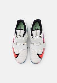 Nike Performance - ROMALEOS 4 SE UNISEX - Sports shoes - pale ivory/hyper violet/phantom - 3