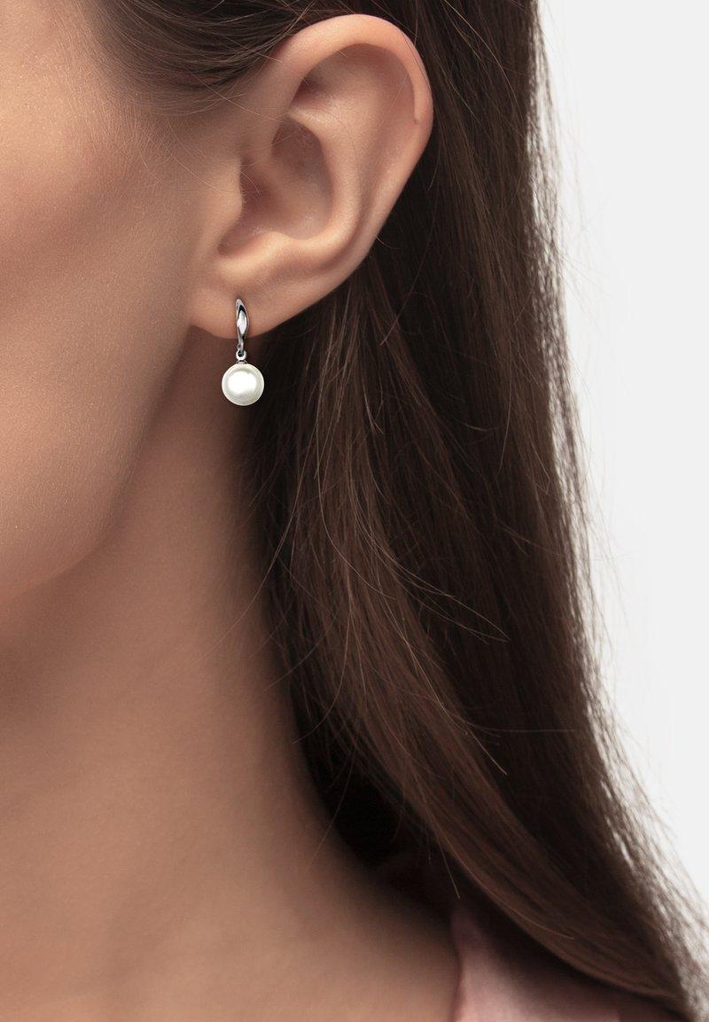 Heideman - NEPTA - Earrings - silver-coloured