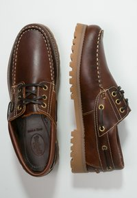 Dockers by Gerli - Stringate sportive - brown - 1
