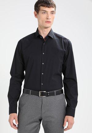 PARMA SLIM FIT - Formal shirt - black