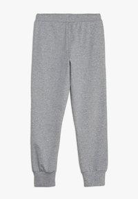 Esprit - KNIT PANTS - Verryttelyhousut - mid heather grey - 1