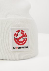 Element - GHOSTBUSTERS X ELEMENT DUSK BE - Beanie - optic white - 2