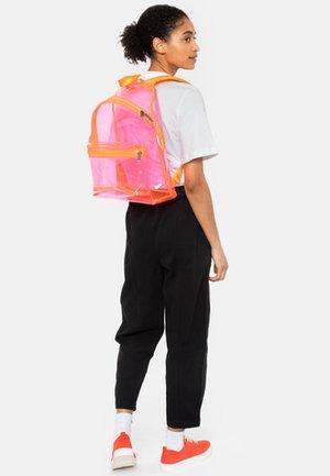 PAK'R TRANSPARENT - Rucksack - fluo pink