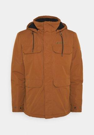 SOUTH CANYON LINED JACKET - Outdoorjas - dark amber