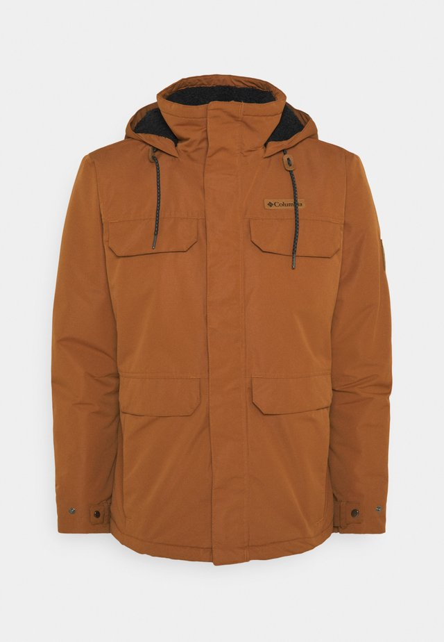 SOUTH CANYON LINED JACKET - Outdoor jacket - dark amber