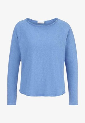 Long sleeved top - sky blue
