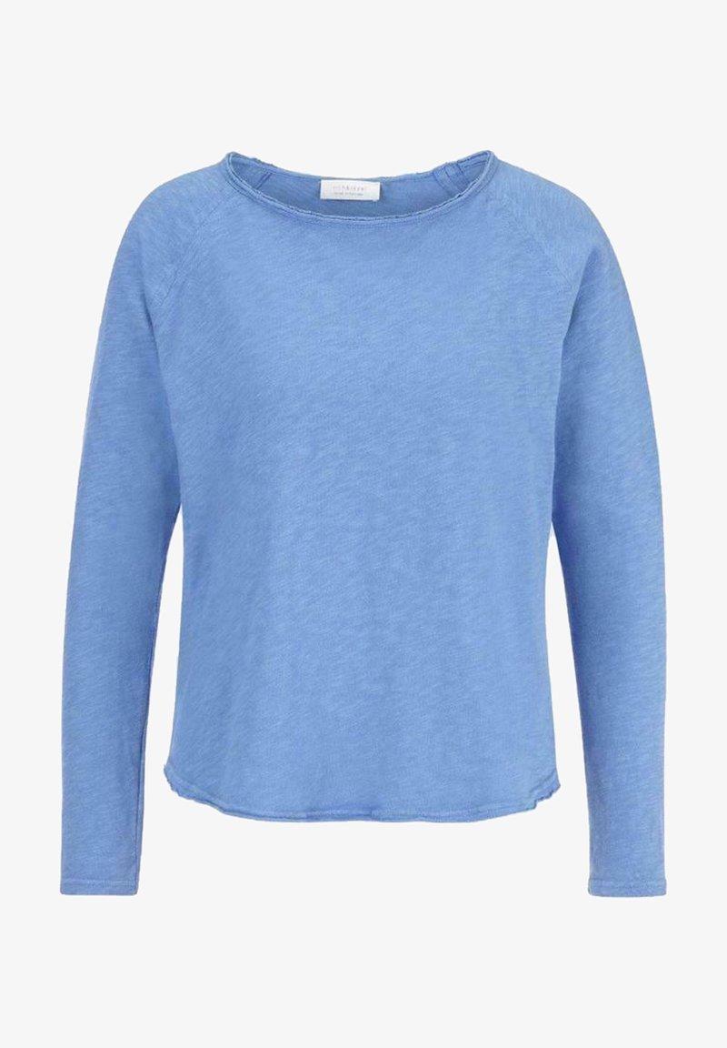 Rich & Royal - Long sleeved top - sky blue