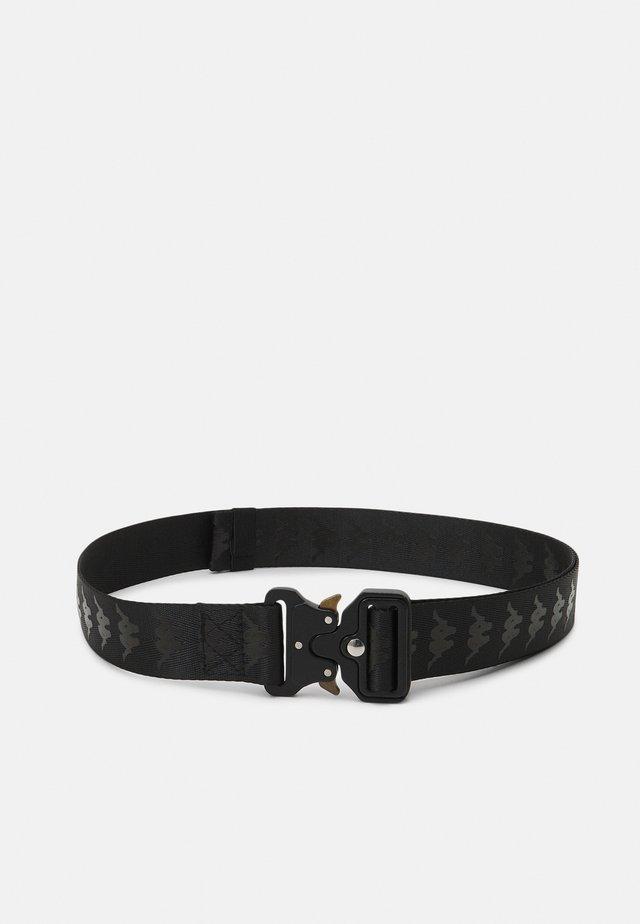 INEMO UNISEX - Cintura - caviar