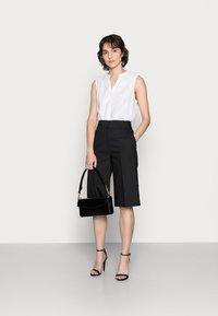InWear - ZELLAIW BERMUDA - Shorts - black - 1
