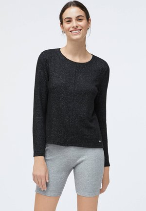 SOFT TOUCH - Jumper - black