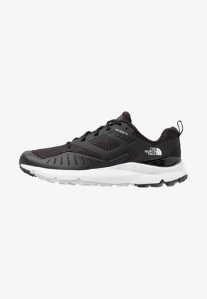 MEN'S ROVERETO - Trail running shoes - black/white