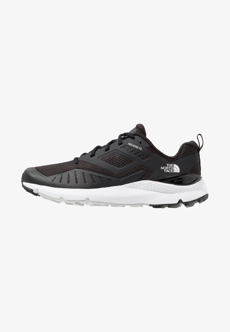 The North Face - MEN'S ROVERETO - Trail running shoes - black/white