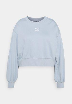 CLASSICS PUFF SLEEVE  - Sweatshirt - blue fog