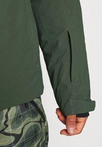 J.LINDEBERG - TRUULISKI - Lyžařská bunda - thyme green - 6