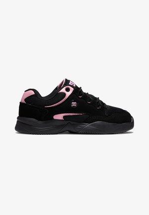 DECEL - Sneakersy niskie - black