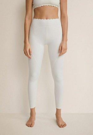 LOU - Collants - white