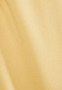 Bershka - Blazer - yellow - 5