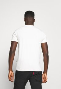 Schott - Print T-shirt - off white - 2