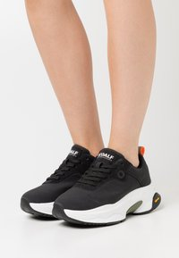Ecoalf - MONSTER - Sneakers basse - black - 0