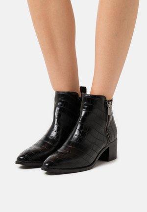 VMNICIE BOOT - Støvletter - black