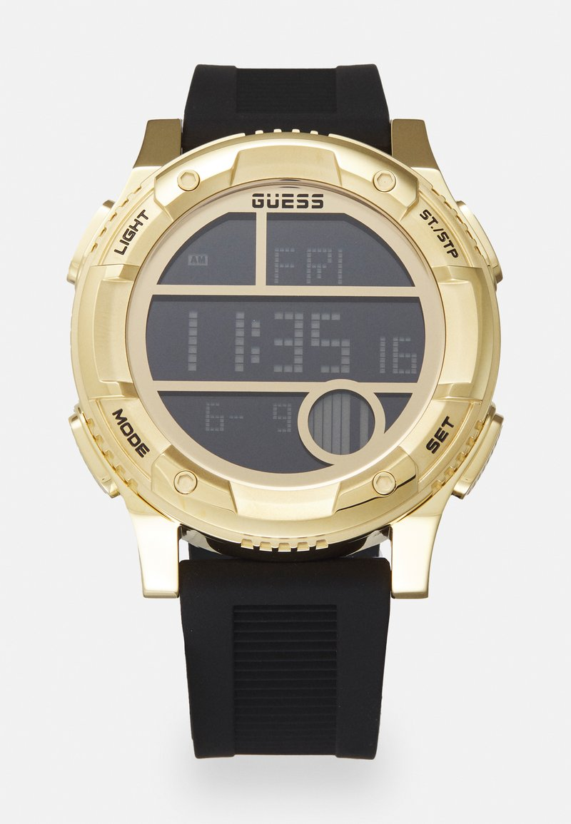 Guess - Digital watch - gold-coloured
