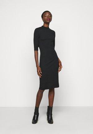 ONLJOANNA - Žerzejové šaty - black