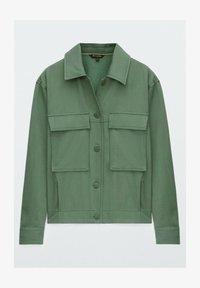 Massimo Dutti - Light jacket - green - 0