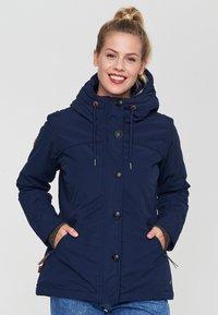 Mazine - Winter jacket - navy - 0