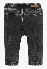 Noppies - PANTS SLIM BABY - Jeggings - dark grey wash - 1