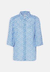 Marc O'Polo - FLARED SLEEVE - Button-down blouse - multi - 0