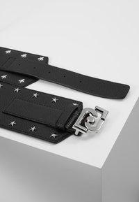 LIU JO - BUSTINO STARH  - Riem - black - 3