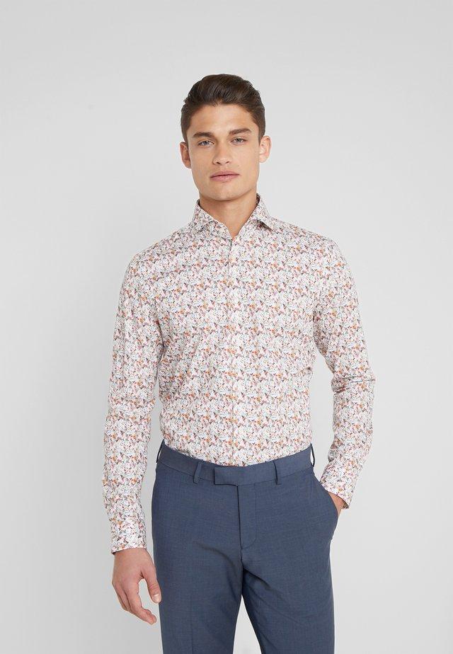 Zakelijk overhemd - bunt floral
