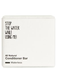STOP THE WATER WHILE USING ME! - ALL NATURAL NO ADVENT CALENDER - Adventskalender - black,white - 1
