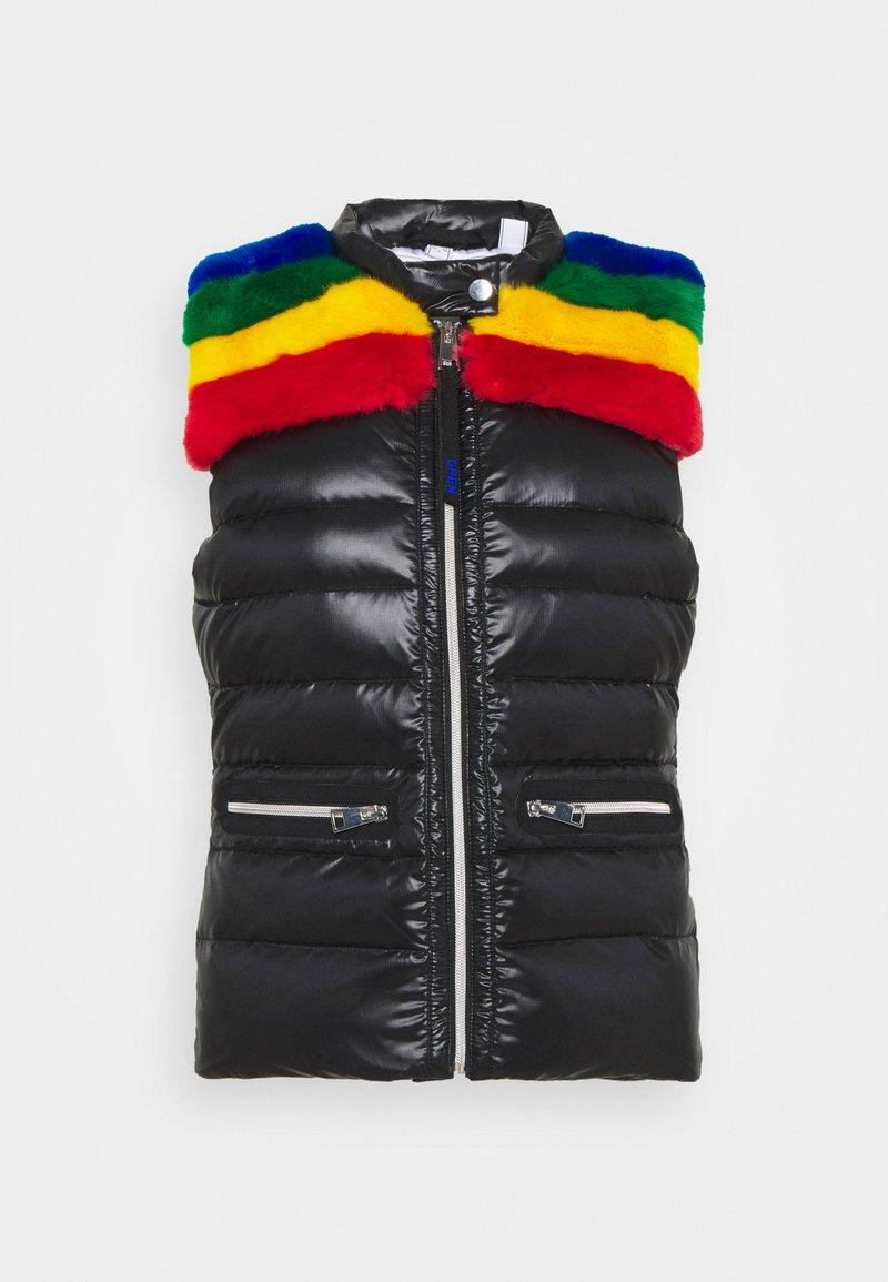 Rossignol - BEAM LIGHT VEST - Waistcoat - black