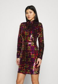 NIKKIE - SOLENE DRESS - Cocktail dress / Party dress - red - 0