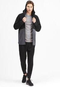 Puma - Training jacket - black-castlerock - 1