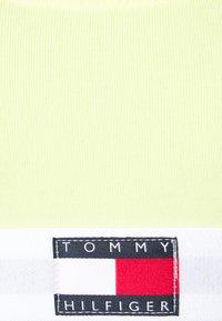 Tommy Hilfiger - BRALETTE - Bustier - elfin yellow - 2