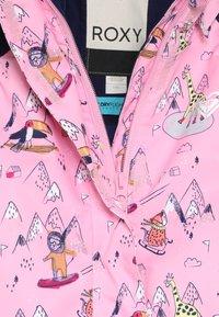 Roxy - PARADISE SUIT  - Talvihaalari - prism pink snow trip - 6